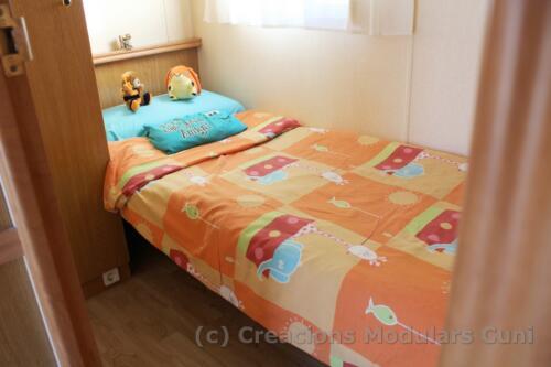 16 mobil home 4 habitaciones