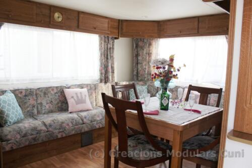 5 mobil home 3 habitaciones