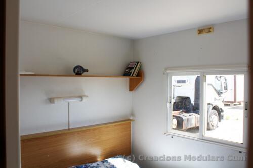 12 mobilhome 2 habitaciones