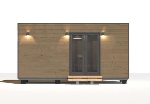 Mobilhome de madera 5x3 2