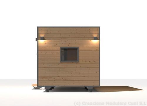 Mobilhome de madera 6x3 2